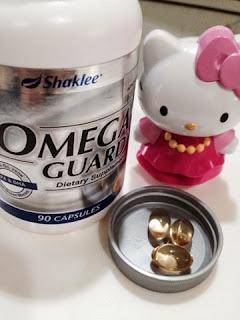 Omega 3 untuk kanak-kanak