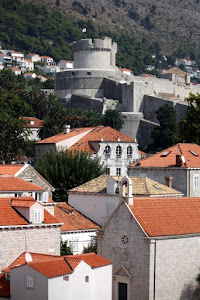 Houses in Dubrovnik