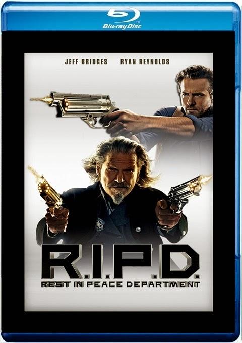 Filme Poster R.I.P.D: Agentes do Além BDRip XviD Dual Audio & RMVB Dublado
