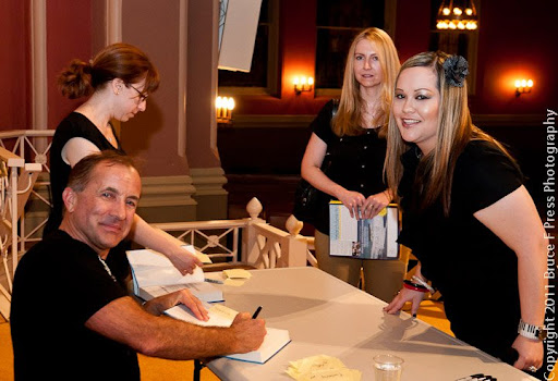 Meeting Michael Shermer