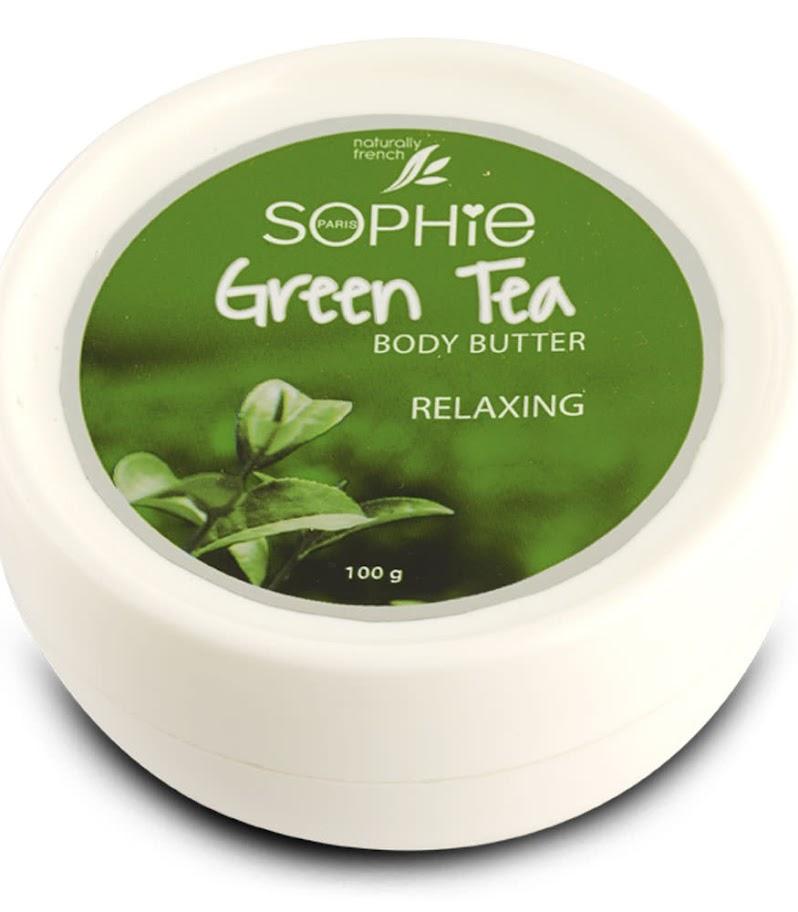 Kem dưỡng thể trà xanh Sophie - NFBBG