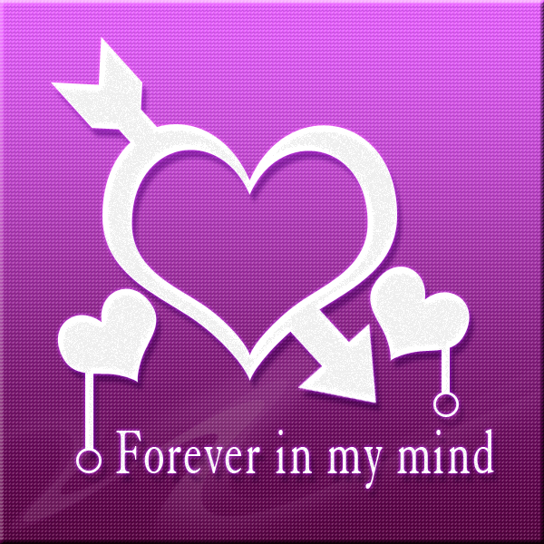 Forever in my mind