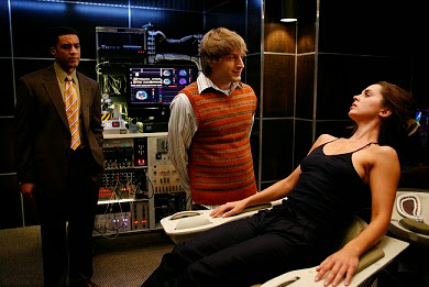 Dollhouse: Echo, Topher and Boyd