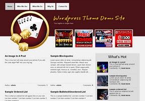 Online Casino Template 977