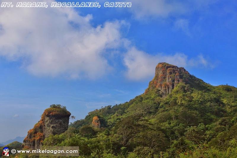 Mt Marami and Silyang Bato