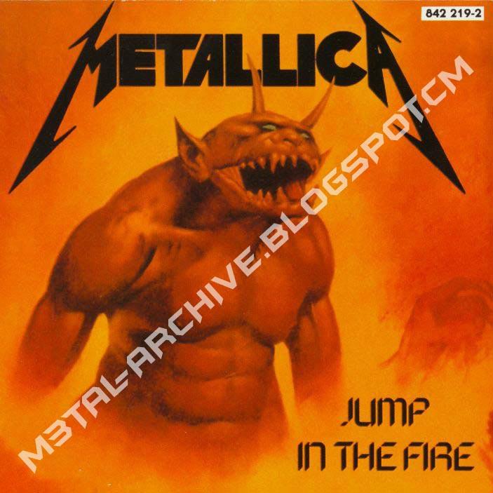 Metallica Jump In The Fire Metal Music Portal: Me...