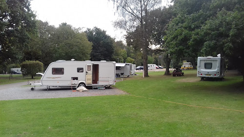 Battle Normanhurst Court Caravan Club Site at Battle Normanhurst Court Caravan Club Site