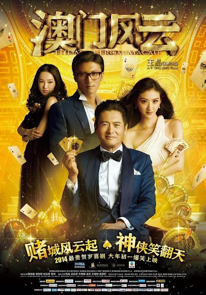 The Man From Macau II - Đỗ thánh phong vân 2