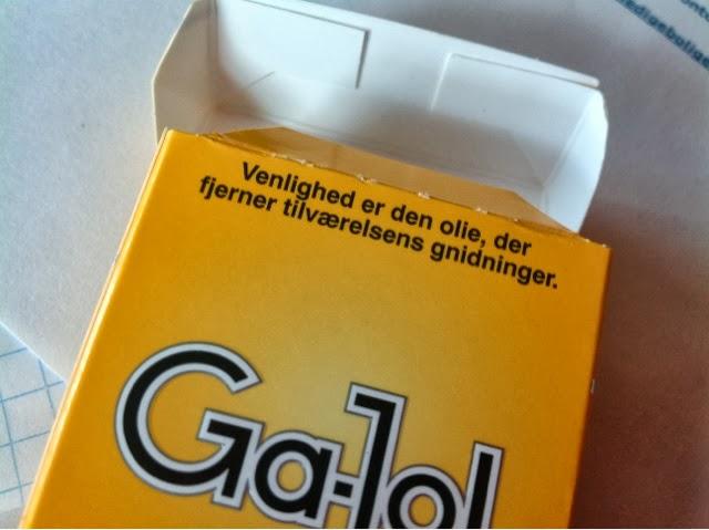 gajol citater Dagens ord er et gajol ord. gajol citater