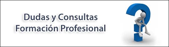 Dudas - Formación Profesional