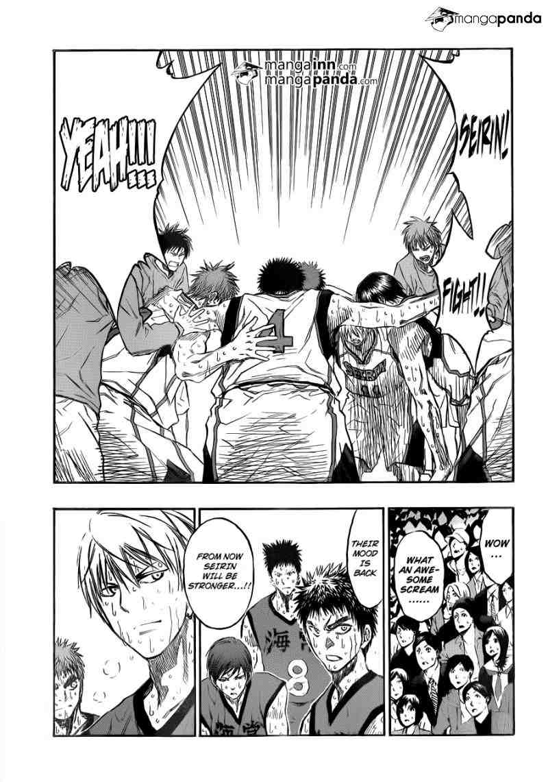 Kuroko no Basket Manga Chapter 199 - Image 05