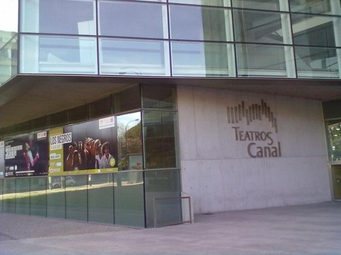 Nosolometro teatros del canal de la comunidad de madrid Teatros del canal entradas