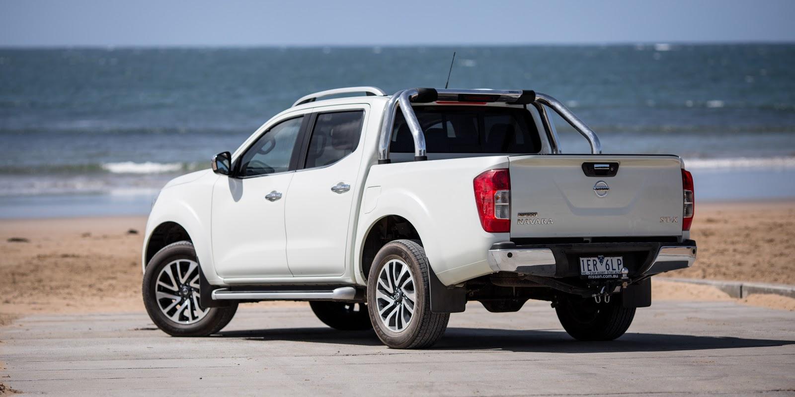 Đánh giá xe Nissan Navara 2016