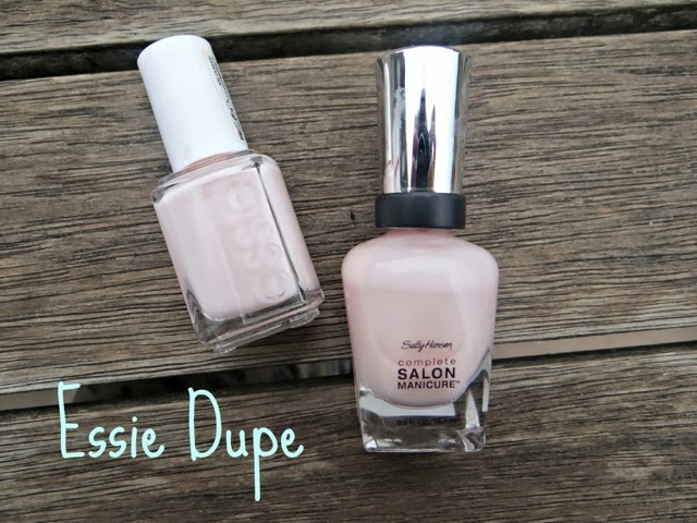 Behind The Door At 51 Essie Dupe