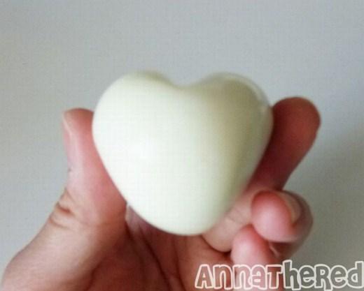 كيف تصنع بيضة على شكل قلب -فنون-منتهى