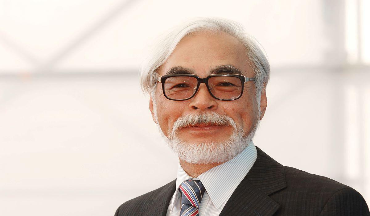 Miyazaki Hayao - A co-founder of Studio Ghibli