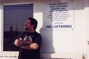 loitering