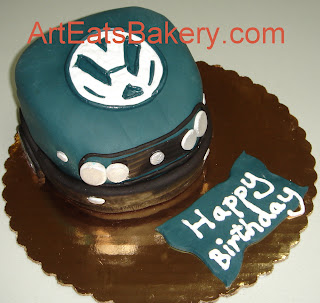 Groovy Mens Birthday Cakes And Grooms Cakes Art Eats Bakery Personalised Birthday Cards Petedlily Jamesorg