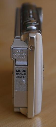 Olympus Stylus 730