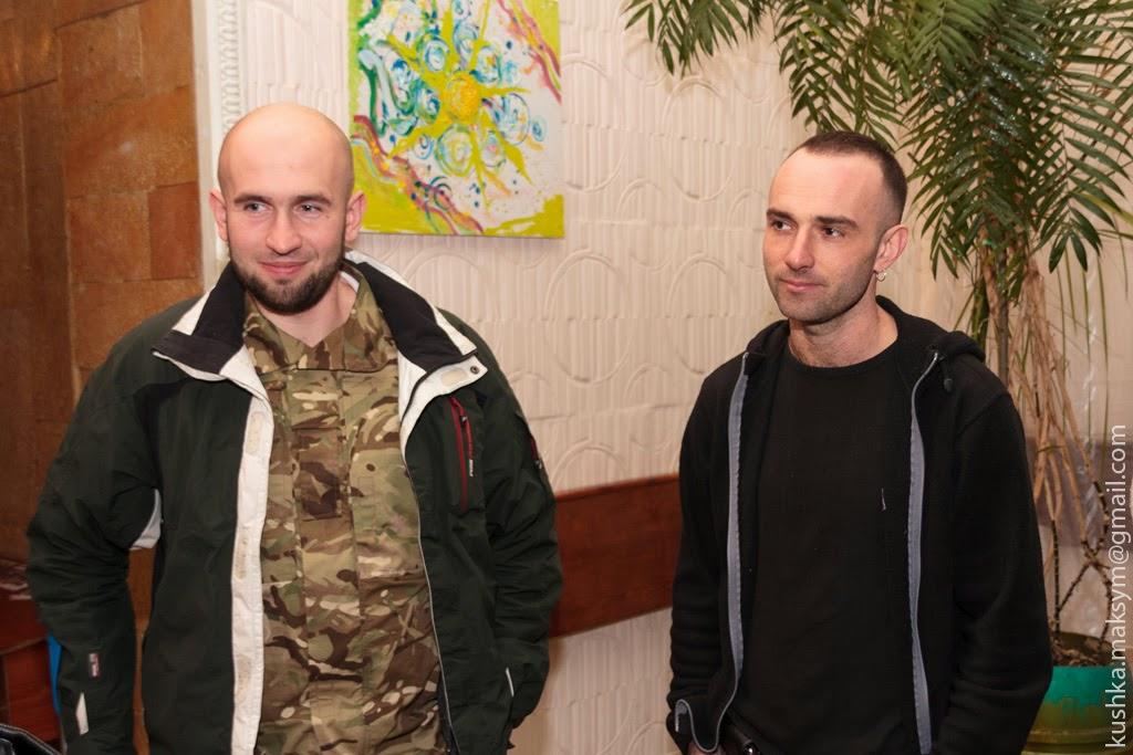 В середу у Вінниці покажуть фільм про загиблого на Донбасі оперного співака