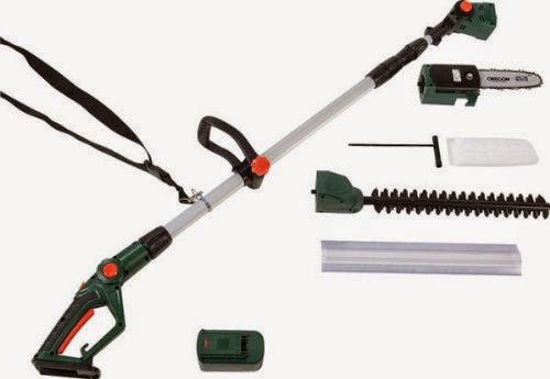 600W Elektrische Heckenschere Elektro Strauchschere Schwertlänge 510mm