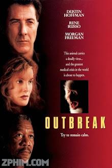 Bùng Nổ - Outbreak (1995) Poster