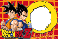 molduras-para-fotos-gratis-dragon-ball-z