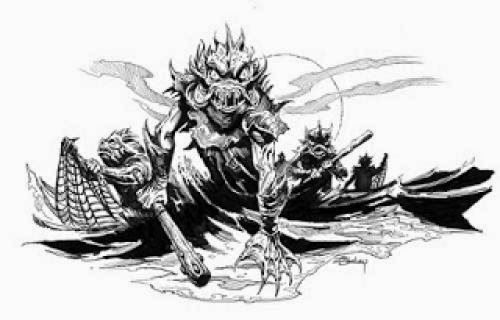 Playing By Their Own Set Of Rules - Monsters In The Dcc Rpg