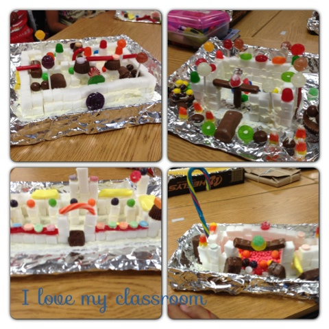 I Love My Classroom: My Busy Day (Sugar Cube Missions) and Shock