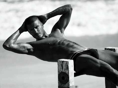David Beckham, foto