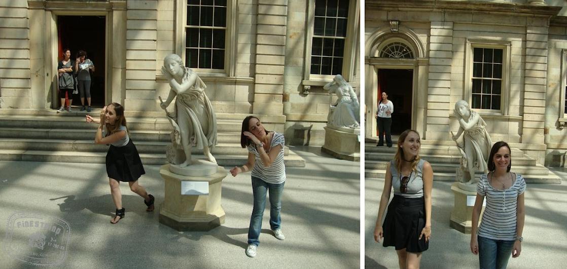 não gosto museu
