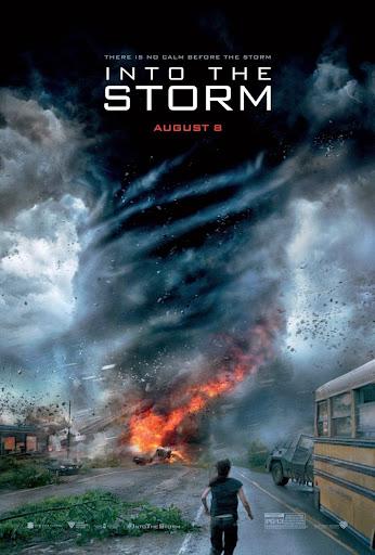 Μέσα στον Κυκλώνα (Into the Storm) Poster