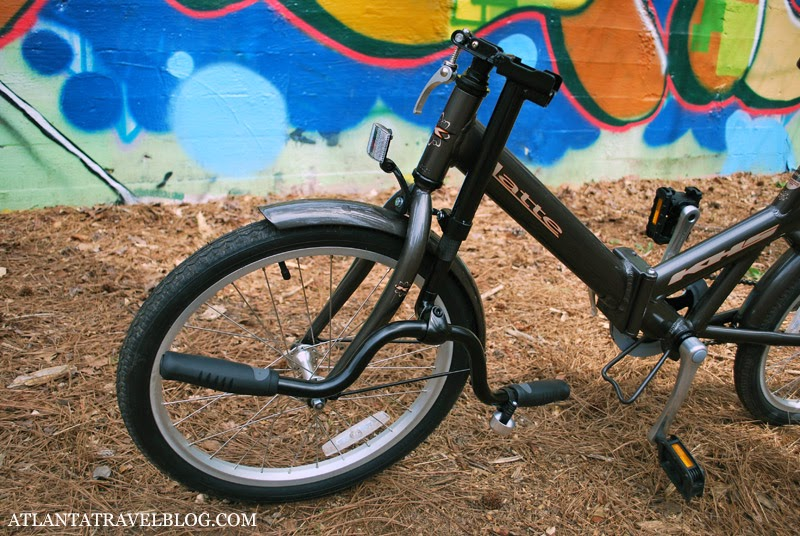 KHS Latte folding bike