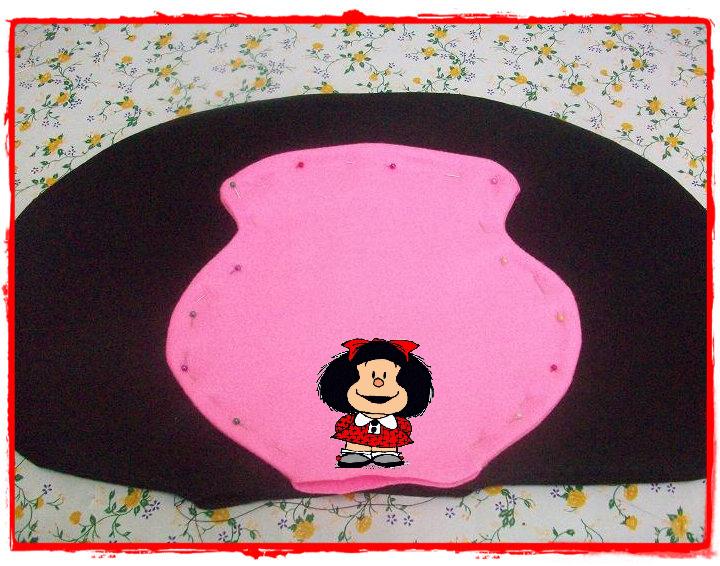 Cuscino mafalda da dolci e pasticci su akkiapparicette for Macchina da cucire salmoiraghi 133