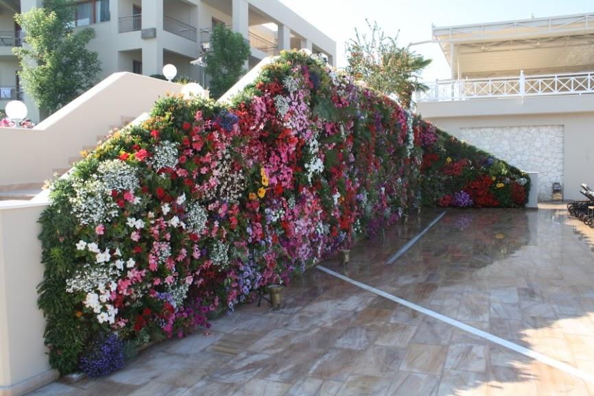 Portes palace hotel pr�s d'Olympe, Gr�ce