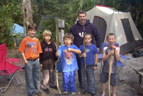 Hanna Park Camping