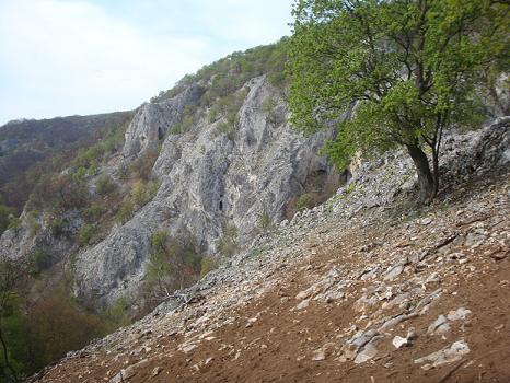 горные массивы Сербии