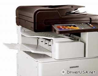 Download Samsung SCX-8123NA printer drivers – setting up instruction
