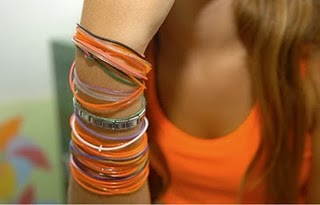 Jelly Bracelets Color Meanings 2013