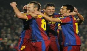 Goles Cordoba Barcelona VIDEO Messi 12 Dic