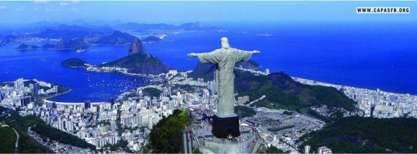 Capas para Facebook Rio de Janeiro