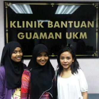 Klinik Bantuan Guaman UKM