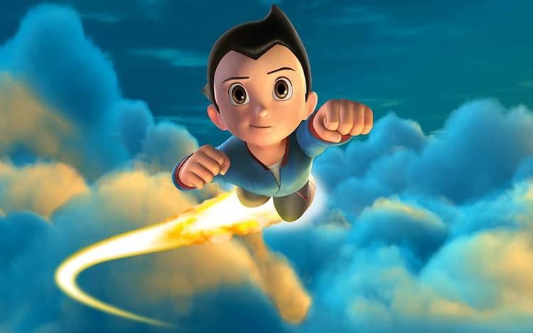 """""""Astro Boy"""", la serie más friki"""