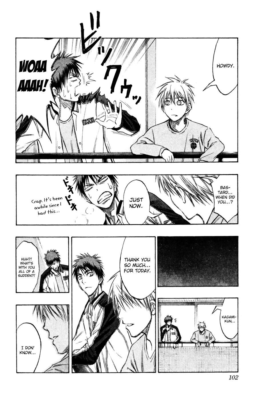Kuroko no Basket Manga Chapter 140 - Image 12