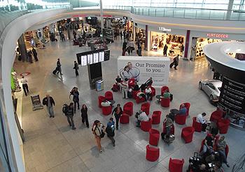 Boutiques Aeroport Dublin