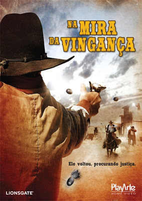 Filme Poster Na Mira da Vingança DVDRip XviD Dual Audio & RMVB Dublado