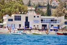 J/80 SailFirst yacht club on Cyprus