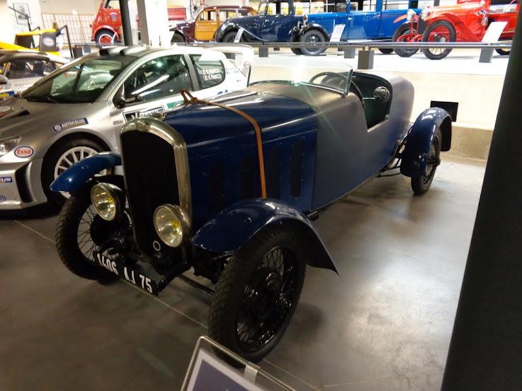 Musée de l'aventure Peugeot à Sochaux DSC01298