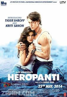 Anh Hùng Thời Thượng - Heropanti (2014) Poster