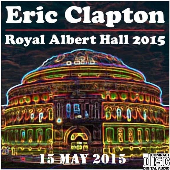 Eric Clapton - Royal Albert Hall, London, 15 May 2015 - Guitars101
